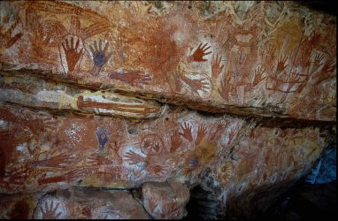Davidsons-Mt-Borradaile-Rock-Art-Arnhem-Land